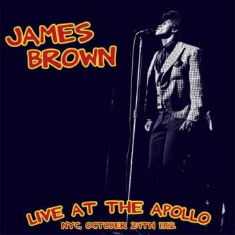 Live at The Apollo: Nyc. October 24th 1962 - LP