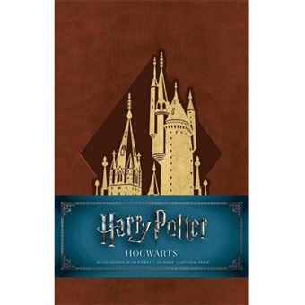 Caderno Pautado Harry Potter - Hogwarts Castle A5