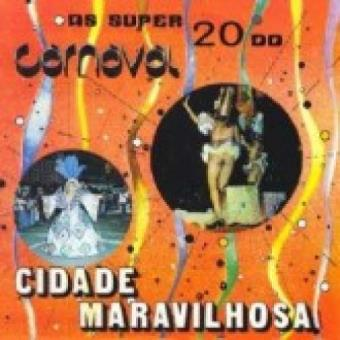 As Super 20 do Carnaval - CD