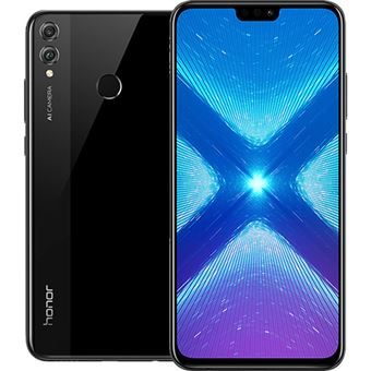 Smartphone Honor 8X - 128GB - Black