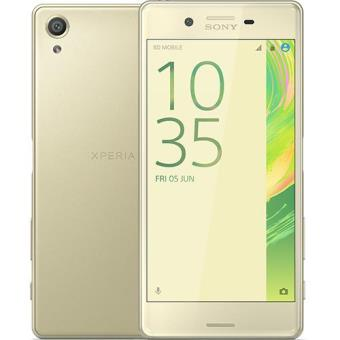 Smartphone Sony Xperia X - Lime | Gold