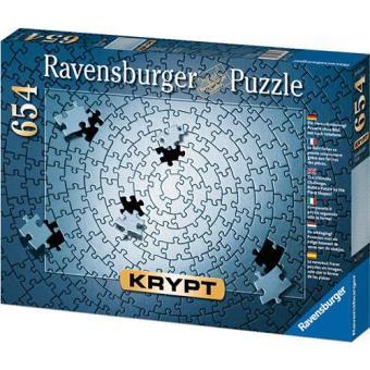 Puzzle Krypt Silver (654 peças)