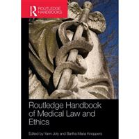 Routledge handbook of medical law a