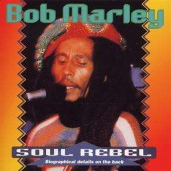 Soul Rebel - CD