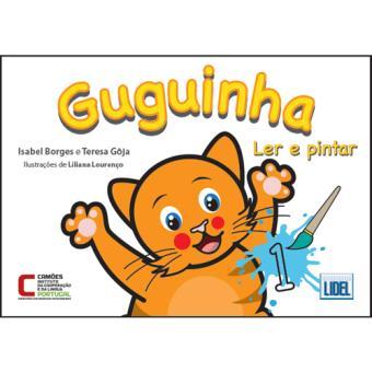 Guguinha: Ler e Pintar 1