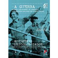 A Guerra Volume 1: Movimento Descolonizador (DVD + Livro)