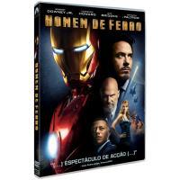 Iron Man: Homem de Ferro (DVD)