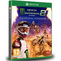 Monster Energy Supercross 2: The Official Videogame - Xbox One