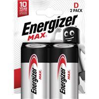 Energizer Pilha D LR20 Max