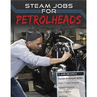 Steam jobs for petrolheads