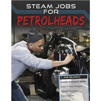 Steam jobs for petrolheads