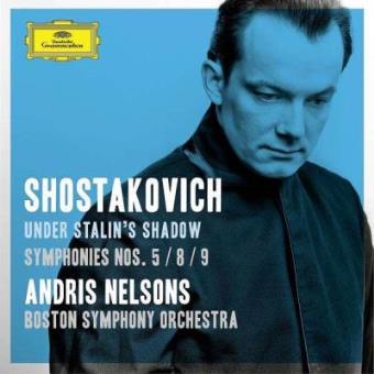 Shostakovich Under Stalin's Shadow | Symphonies Nos. 5, 8 & 9 (2CD)
