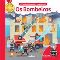 Enciclopédia Descubro e Aprendo - Livro 4:  Os Bombeiros