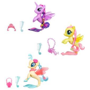 My Little Pony Sereia Cores Brilhantes - Hasbro - Envio Aleatório