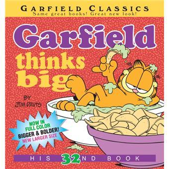 Garfield - Book 32: Garfield Thinks Big