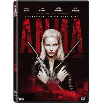 Anna: Assassina Profissional - DVD