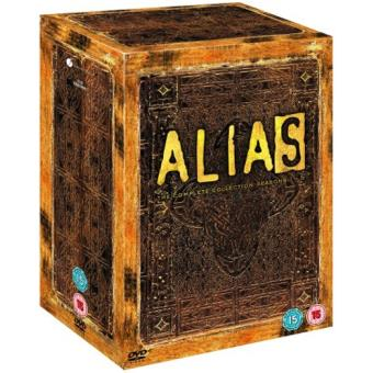 Alias - Série Completa (1ª a 5ª Temporada)