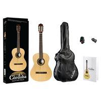 Pack Guitarra Clássica CP100 Córdoba