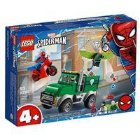 LEGO Marvel Super Heroes 76147 Assalto ao Camião de Vulture