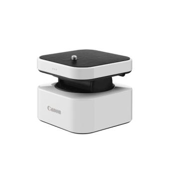 Canon CT-V1 Pan Cradle Branco base para máquina fotográfica