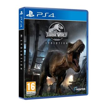 Jurassic World Evolution - PS4
