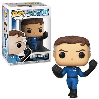 Funko Pop! Fantastic Four: Mister Fantastic - 557
