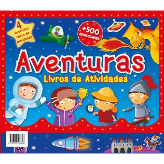 Aventuras: Livros de Atividades