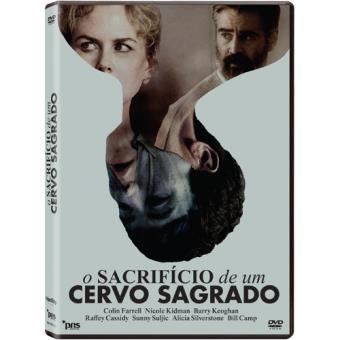 O Sacrifício de um Cervo Sagrado - DVD