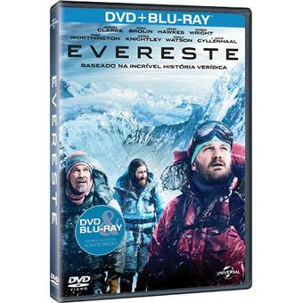 Everest - Blu-ray + DVD