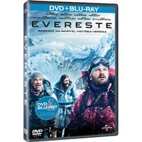 Everest - Blu-ray + DVD