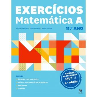Exercícios de Matemática A - 11º Ano