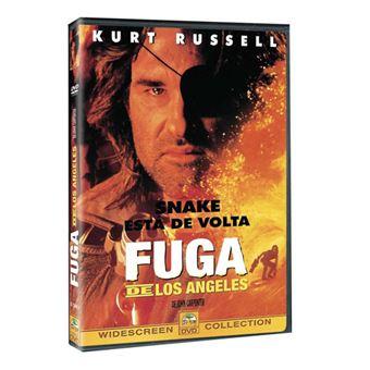 Fuga de Los Angeles - DVD