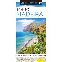 Madeira - Guia de Viagem Porto Editora Top 10