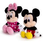 Mini Peluches Minnie e Mickey com Sons - IMC Toys - Envio Aleatório