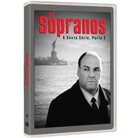 Os Sopranos - 6ª Temporada: Parte 2 - DVD