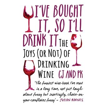 I've bought it, so i'll drink it