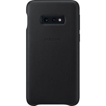 Capa Samsung Pele para Galaxy S10e - Preto