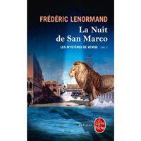 Les Mystères de Venise - Livre 2: La Nuit de San Marco