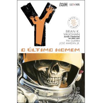 Y: O Último Homem - Livro 3: Um Pequeno Passo