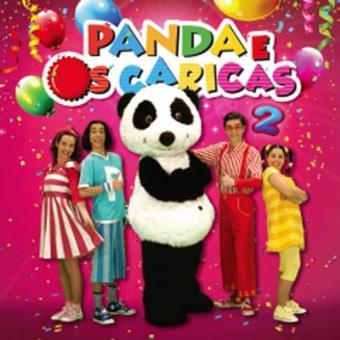 Panda e os Caricas 2 - Reedição