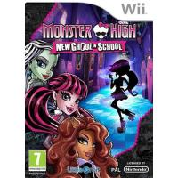 Monster High: New Ghoul In School Wii