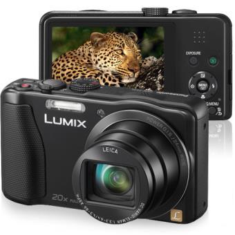 Panasonic Lumix DMC-TZ35 Preta