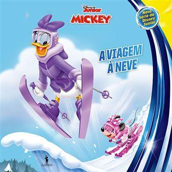 Mickey e os Superpilotos - Livro 5: A Viagem à Neve