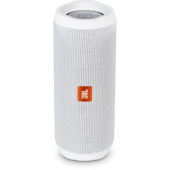 Coluna Bluetooth JBL Flip 4 - Branco
