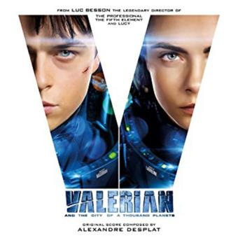 BSO Valerian & The City Of A Thousand Planets (2LP)