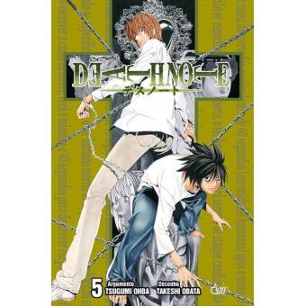 Death Note - Livro 5: Recomeço