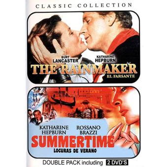 RAINMAKER,THE/SUMMERTIME-X 2 (DVD)