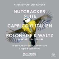 Tchaikovsky | Nutcracker Suite & Capriccio Italien (SACD)