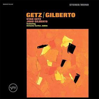 Getz - Gilberto - CD