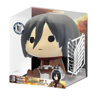 Mealheiro Attack on Titan: Chibi Mikasa